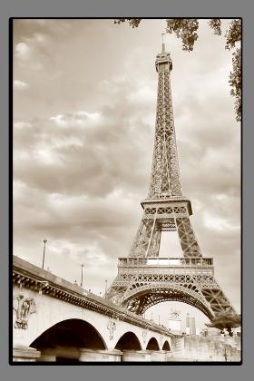 Obrazy Paříž 2100