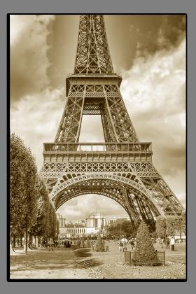 Obrazy Paříž 2103