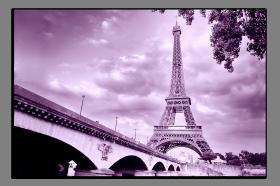 Obrazy Paříž 2104