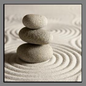 Obrazy zen kameny 2108