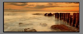 Obrazy západ slunce 2175