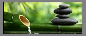 Obrazy zen kameny 2189