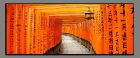 Obrazy feng shui 2201
