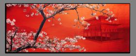 Obrazy feng shui 2206