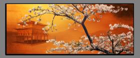 Obrazy feng shui 2207