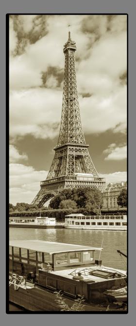 Obrazy Paříž 2221