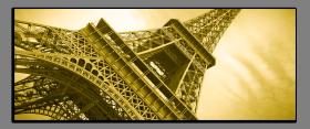 Obrazy Paříž 2236