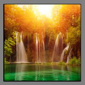 Obrazy vodopády 2271