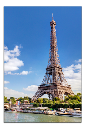 Obrazy Paříž 2273