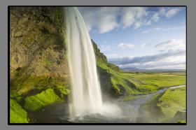 Obrazy vodopády 2500