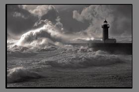 Obrazy moře 2504