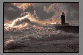 Obrazy moře 2507