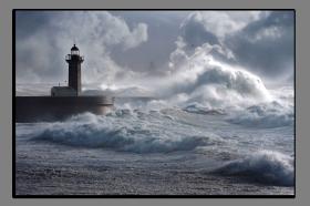 Obrazy moře 2509