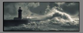 Obrazy moře 2529