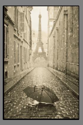 Obrazy Paříž 2565
