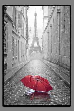 Obrazy Paříž 2571
