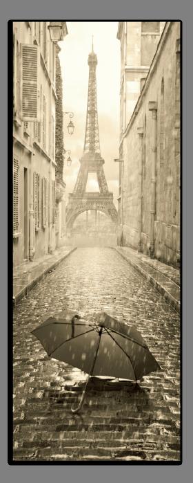 Obrazy Paříž 2575