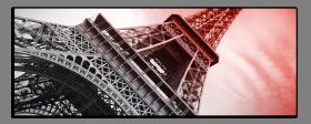 Obrazy Paříž 2584