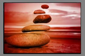 Obrazy zen kameny 2617