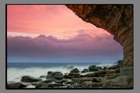 Obrazy moře 2757