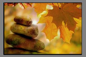 Obrazy zen kameny 2794