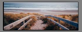 Obrazy pláže 2798