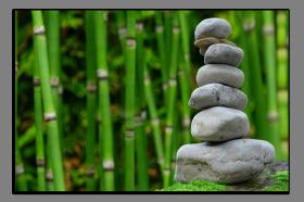 Obrazy zen kameny 2841
