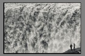 Obrazy vodopády 2847