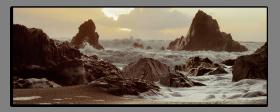 Obrazy moře 2856