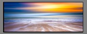 Obrazy pláže 2857