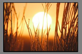 Obrazy západ slunce 2861