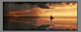 Obrazy moře 2866